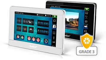 Satel Touchscreen