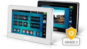 Satel Touchscreen-Bedienteil
