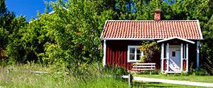 Kleine Sicherheitssysteme Sommerhäuser, Garagen, Kiosken